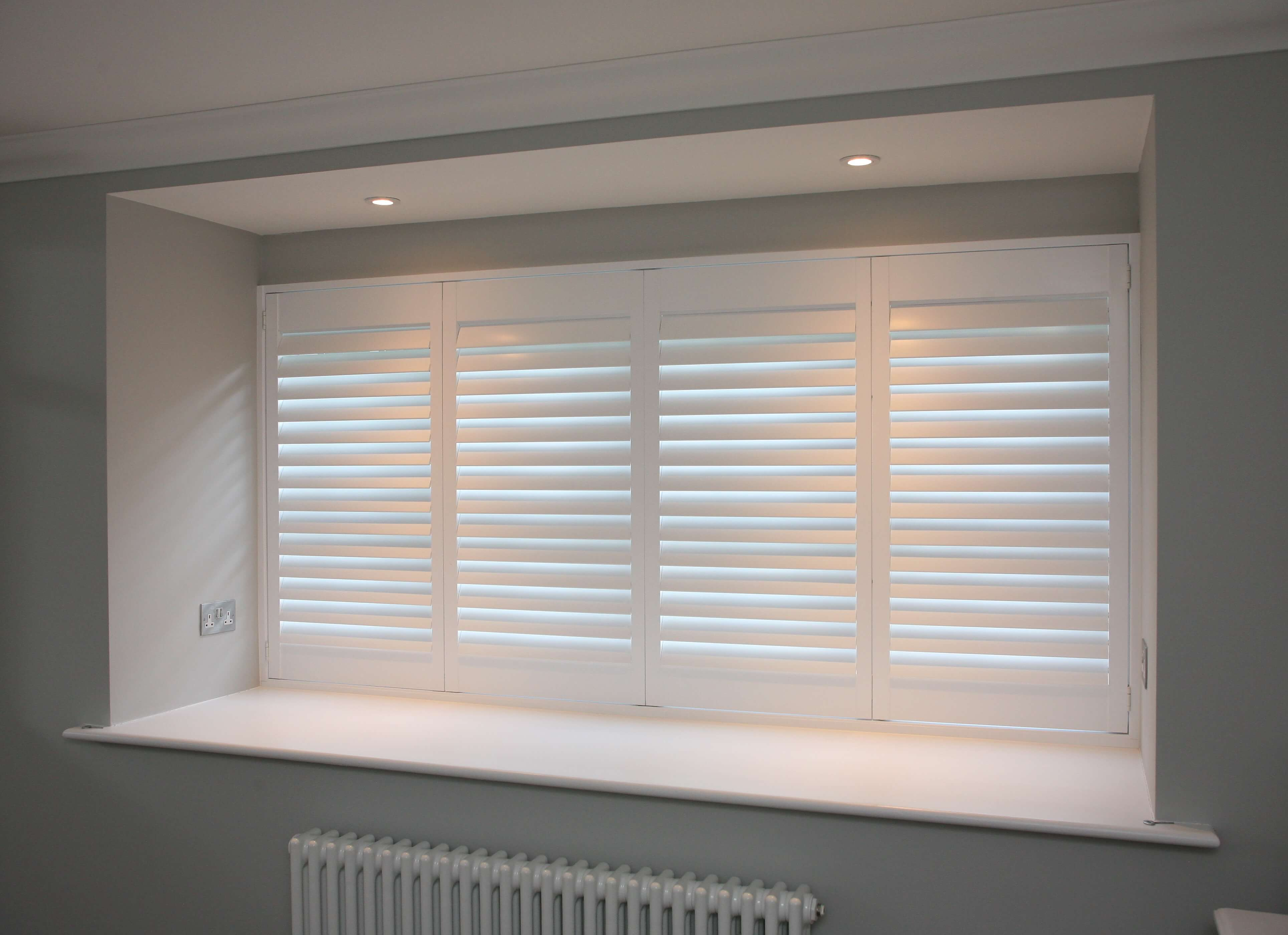 Plantation Shutters Bay Window Shutters Southend