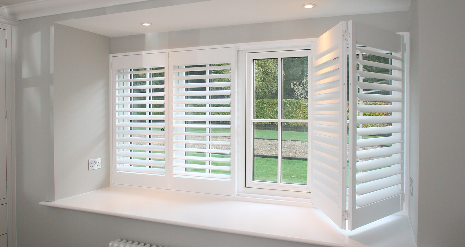 Kitchen Door Shutters