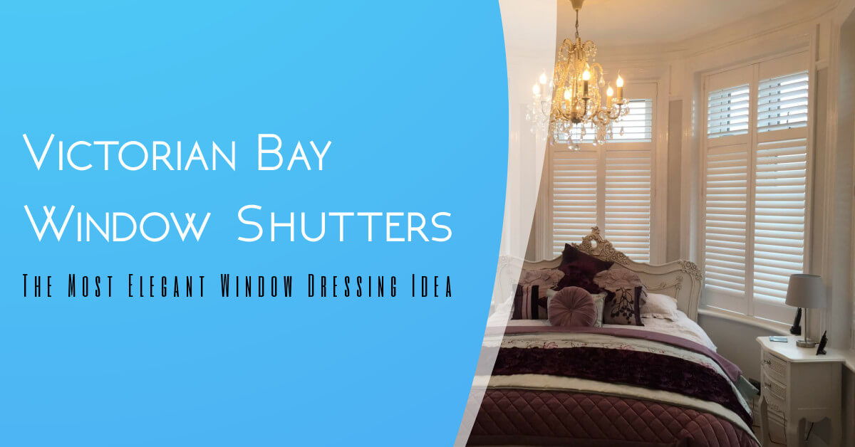 Victorian Bay Window Shutters The Most Elegant Window Dressing Idea